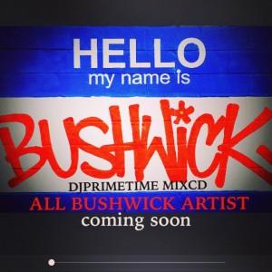 bushwick cover